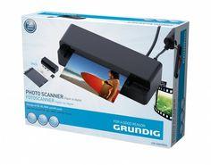 Maison futée - Mini-scanner de photos Grundig: Amazon.fr: Informatique