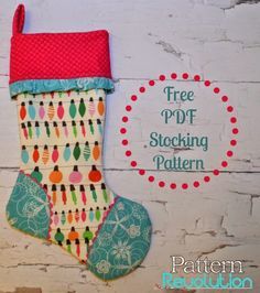 Canadian Quilting CQA/ACC: Stockings Needed