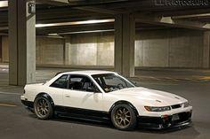 Rad Racer — Nissan Silvia S13