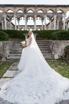 Maryse Ouellet in her stunning wedding gown Maryse Wwe, Wedding Bells, Wedding Gowns, The Miz And Maryse, Maryse Ouellet, Wwe Couples, Wwe Tna, Women's Wrestling, Wwe Wrestlers