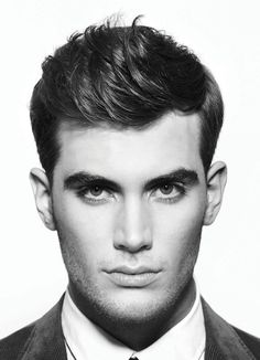 a nice hair style for men