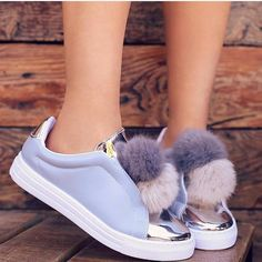 for beautiful inspirations! ____________________________ Turn on post notifications! Wedge Sneakers, Shoes Sneakers, Cute Shoes, Me Too Shoes, Baskets, Shoe Closet, Sports Shoes, Beautiful Shoes, Shoe Collection