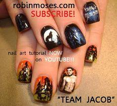 Team Jacob Nails
