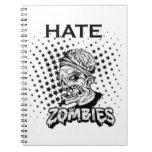 zombie design notebook #halloween #happyhalloween #halloweenparty #halloweenmakeup #halloweencostume