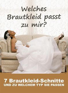 Welches Brautkleid passt zu mir? - 7 Brautkleid-Schnitte und zu welchem Typ sie passen (Foto: iofoto - Fotolia)
