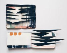 Eva Magill-Oliver (@eva_magill_oliver) • #art #journal #sketchbook #mixedmedia