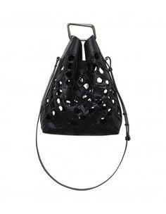 3.1 Phillip Lim Quill Cutout Bucket Bag