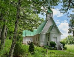 St. John's Episcopal Church, Valle Crucis, NC