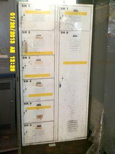 Used Penco Combo Lockers Lockers For Sale, Used Lockers, Door Locker, Half Doors, Personal Storage, Locker Storage