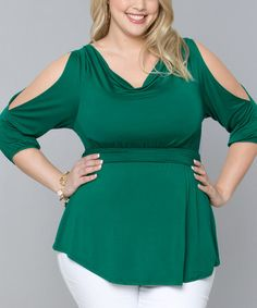 biggest discount reasonably priced colours and striking 70 Best Plus-Size Tops on Zulily images | Full figure ...