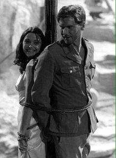 #IndianaJones_RaidersOfTheLostArk (1981) - #IndianaJones #MarionRavenwood