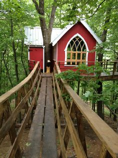 Mohican Cabins Tree House