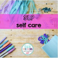 I have some great self care tips for Speech Therapist, teachers and more! Right now, self care is more important than ever with all the unpredictables, a pandemic & racism, take some time to recharge yourself!