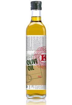 Homemade Olive Oil