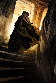 Winterveil (Secrets of Wintercraft) by Jenna Burtenshaw,  Cover art ©Larry Rostant
