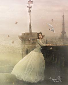 Atardecer en Paris...dreamy