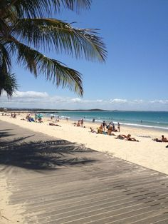 Noosa, Queensland. The home of many QLD Firebirds netballers.