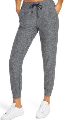 cute grey jogger pants #nsale #fitness Grey Joggers, Jogger Pants, Sweatpants, Fitness, Cute, Fashion, Moda, Fashion Styles, Kawaii