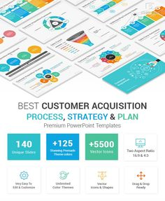 Customer Acquisition Strategy and Plan PowerPoint Templates Diagrams Powerpoint Template Free, Powerpoint Presentation Templates, Microsoft Advertising, Ppt Slide Design, Customer Relationship Management, Marketing Automation, Content Marketing, How To Plan, Ted