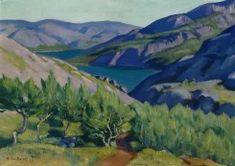 Kansallisgalleria - Taidekokoelmat Summer Landscape, Art Museum, Gallery, Artwork, Painting, Museum, Work Of Art, Auguste Rodin Artwork, Museum Of Art