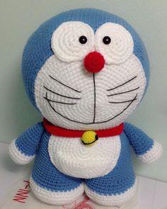 Doraemon crochet