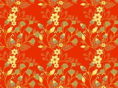 My pattern 'Fiore di Autunno'