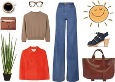 """""""rise and shine"""" by calivintage ❤ liked on Polyvore"""