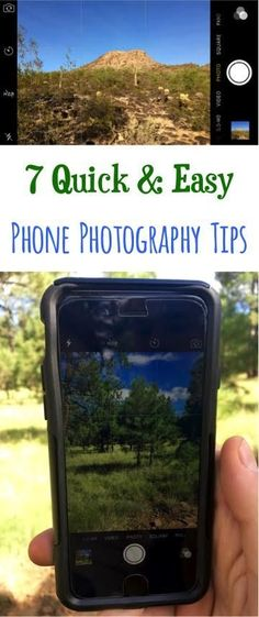 7 Easy Phone Camera Tips, Tricks and Hacks to take better pictures! | NeverEndingJourneys.com