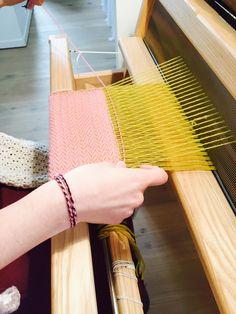 weaving loom pom-pom.me