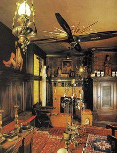 Il Vittoriale, casa di Gabriele D'annunzio
