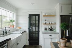 beautiful kitchen from Fixer Upper HGTV show