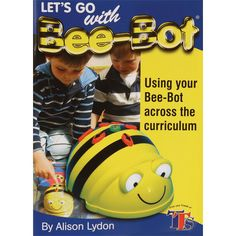 Bee-Bot Book Computer Coding, Computer Science, Coding For Beginners, Digital Literacy, Coding For Kids, Programming For Kids, Digital Technology, Learning Centers, In Kindergarten