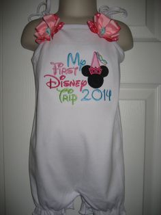 Hey, I found this really awesome Etsy listing at https://www.etsy.com/listing/192433330/special-boutique-first-disney-trip