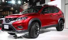 2017 Nissan Rogue - facelift front www.imperionissancapistrano.com