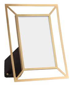 ¡Echa un vistazo! Marco fotográfico rectangular de metal con soporte de pie detrás. Para fotografías de hasta 9,5x14,5 cm. Medidas del marco 17x21 cm. – Visita hm.com para ver más.