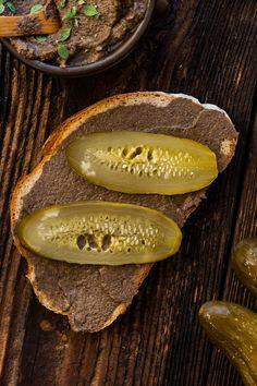 Wegan Nerd - Kuchnia roślinna : pasta z pieczarek i pieczonego czosnku