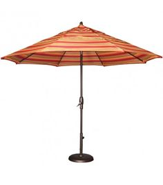 Solar Lights For Patio Umbrellas Beauteous 10 Beautiful Rectangular Patio Umbrella With Solar Lights Design Ideas