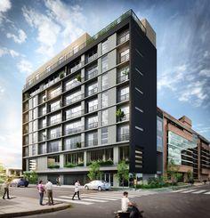 MARALTA. Proyecto de Vivienda en Bogotá, Colombia. www.glarquitectos.com