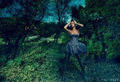 Rihanna For VOGUE's 2012 NOVEMBER issue.
