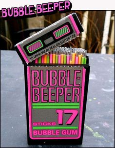 Bubble Beeper