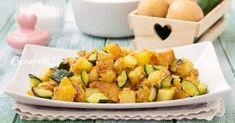 Che buone le zucchine e patate in padella, si fanno in pochissimi minuti e sono croccantissime e non assorbono olio grazie ad ingrediente segreto!