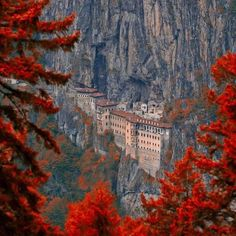 sumela trabzon monastery
