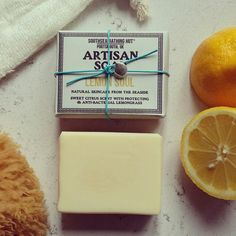 Our handmade, uplifting Indian Lemongrass soap keeps the summer vibes flowing! southseabathinghut.co.uk