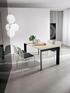 Modern asztal Kevin - www.montegrappamoblili.hu