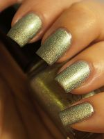 Gina Tricot - Holographic Green