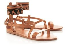 Ancient Greek Sandals | Nausicaa | Originals - just bought these babies, so excited!