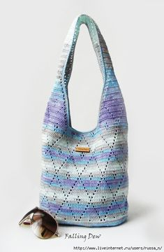 Crochet and arts: Crochet Bag