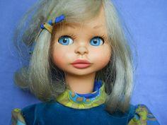 Bellissima Bambola Bonomi Alta cm 38 Vintage Doll Anni 50   eBay
