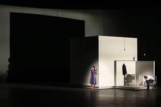 Stagedesign for MYTHOS/ a ballet triple bill for Staatsballett Karlsruhe, Germany Sebastian Hannak