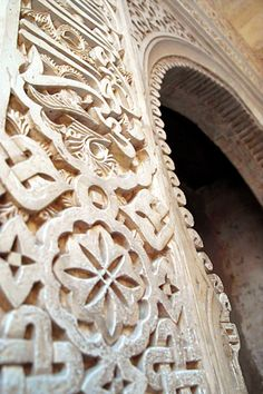 The Nazrid Palaces of the Alhambra, Granada, Spain ( via Flickr) http://www.costatropicalevents.com/en/costa-tropical-events/andalusia/cities/granada.html